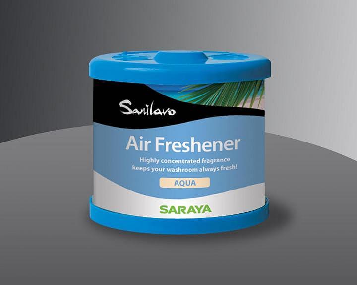 Sanilavo Lufterfrischerpatronen 4stk Aqua