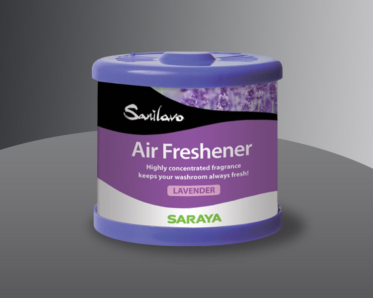 Sanilavo Lufterfrischerpatronen 4stk Lavendel