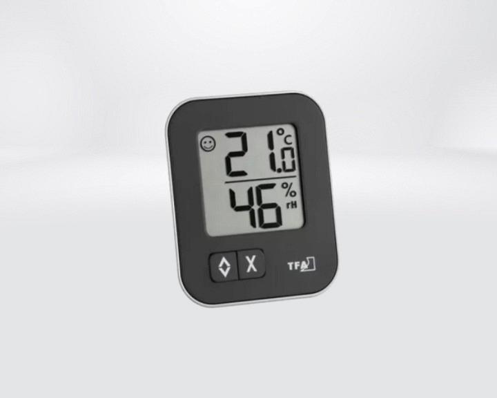 Thermo - Hygrometer kompakt